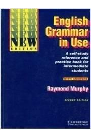 English Grammar in Use(capa Verde)