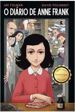 O Diário de Anne Frank Em Quadrinhos