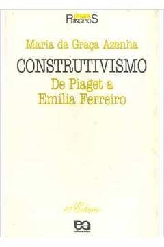 Construtivismo de Piaget a Emilia Ferreiro (série Princípios)