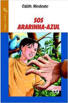 Sos Ararinha-azul - Série Vaga-lume