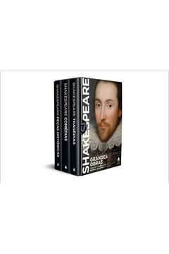 Grandes obras de Shakespeare - Box