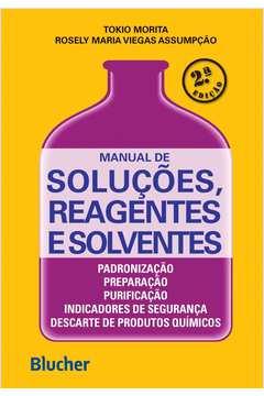 Manual de Solucoes Reagentes e Solventes