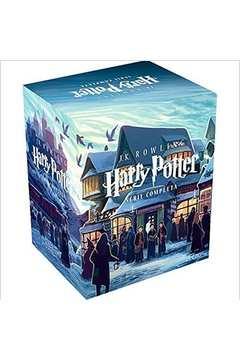 Box Harry Potter - Serie Completa