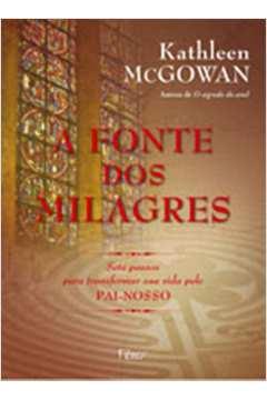 A Fonte dos Milagres - Sete Passos para Transformar Sua Vida pelo Pai-