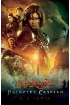As Crônicas de Nárnia - Príncipe Caspian Capa do Filme