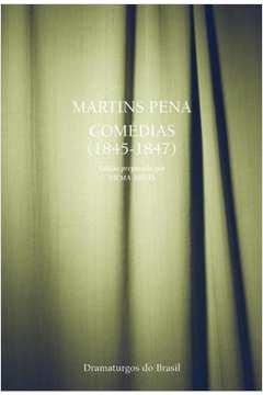 Martins Pena Comédias (1845-1847)