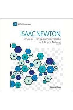 Livro - Principia Princípios Matemáticos de Filosofia Natural