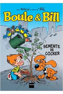 Boule & Bill - Semente de Cocker