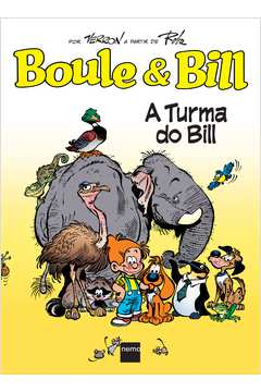 Boule e Bill  a Turma do Bill