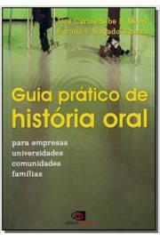 Guia Prático De História Oral