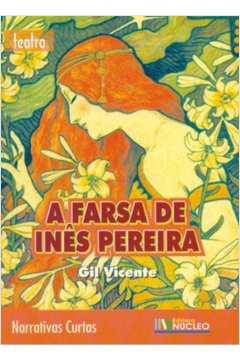 A Farsa de Ines Pereira (livro de Bolso)