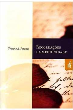 RECORDAÇÕES DA MEDIUNIDADE (NOVO PROJETO)