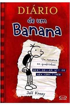 Diário de um Banana : um Romance Em Quadrinhos