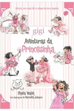 AVENTURAS DA PRINCESINHA DE DEUS