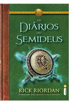 Os diarios do semideus - Os herois do Olimpo
