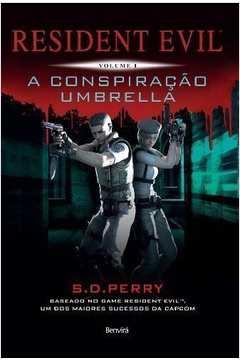 Resident Evil: a Conspiração Umbrella - Vol. 1