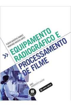 equipamento radiografico e processamento de filme