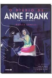 DIARIO DE ANNE FRANK EM QUADRINHOS, O